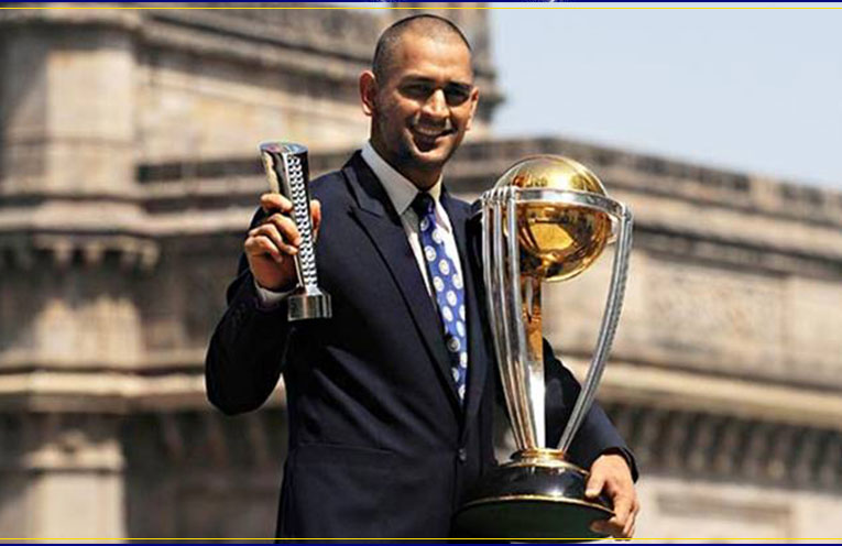 M. S Dhoni to be honored with Padma Bhushan